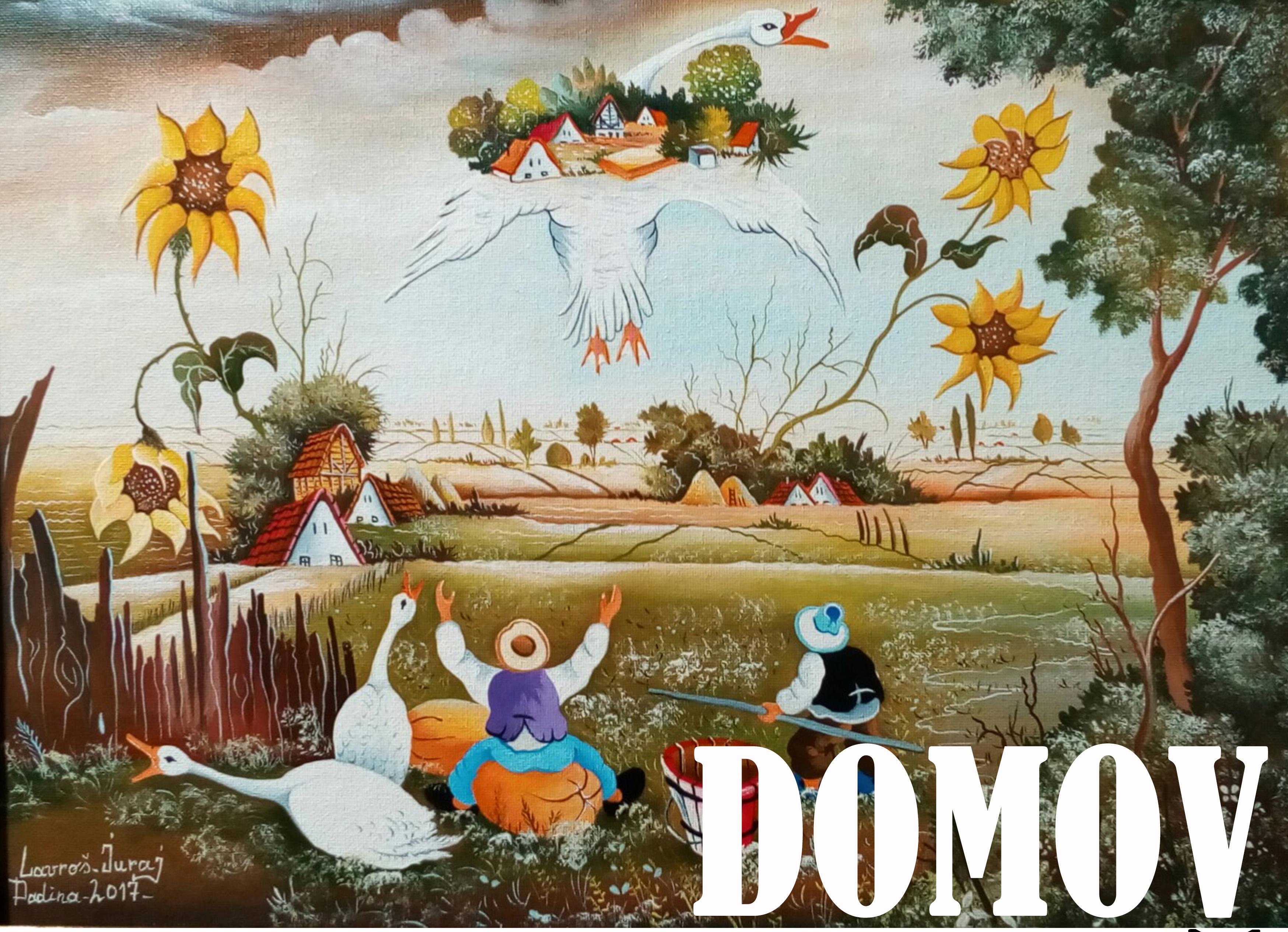 113caeb22 DOMOV vernisáž výstavy insitných maliarov J - Kam v meste   moja Nitra